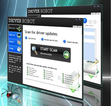 Driver Spider Robot, with its perfect hardware scanning engine, massive database, and fully mirrored downloads, ensures that you get the correct driver for your system – quickly and easily